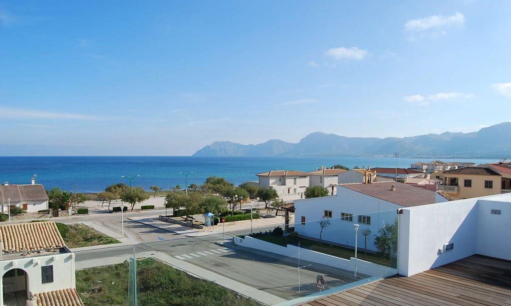 Son Serra de Marina I - Modernes Haus - nur 100 Meter zum Meer!