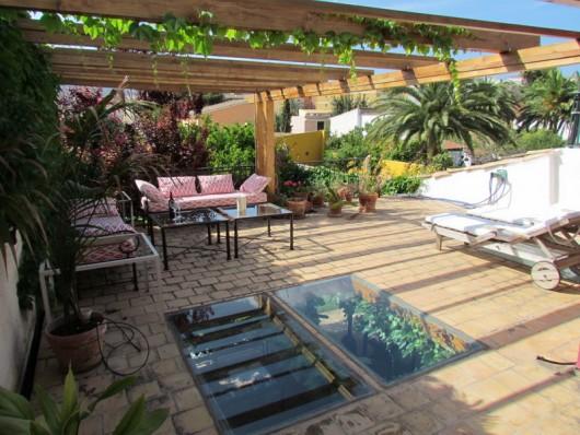 Encantadora casa con piscina y jardín en Palma!