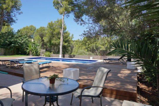 Santa Ponsa - Haus mit privaten Pool in Hafennähe und nur 10 Minuten zu Fuß zum Strand & Ort!