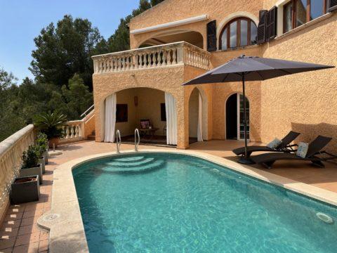 Schönes Ferienhaus mit privatem Pool, Grill und gemütlichen Terrassen in Costa de la Calma!